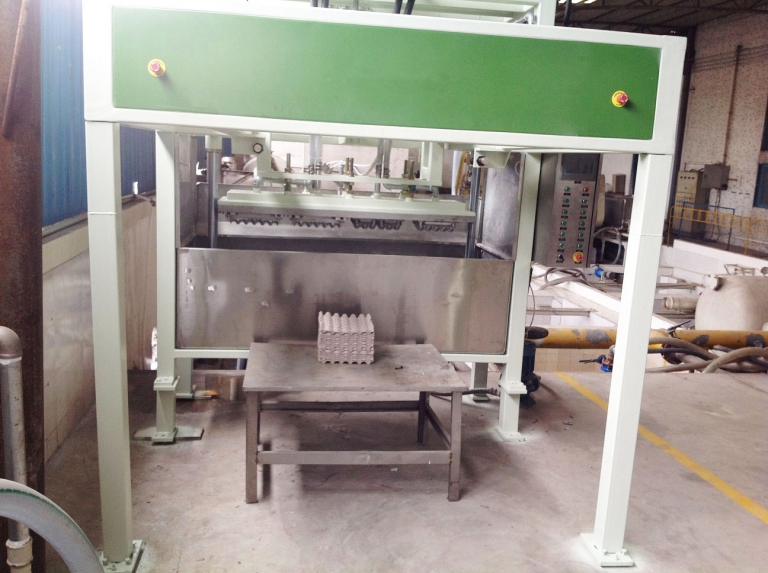 Pulp packing equipment (tunnel)