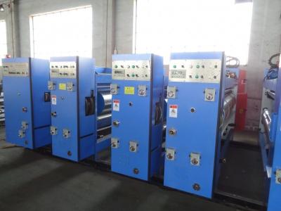 Автоматическая линия для производства гофрокоробов SARMAT