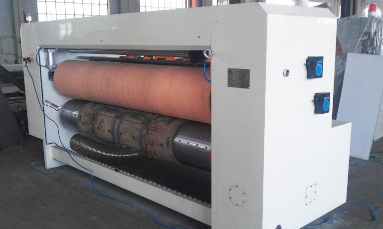 Автоматический высекательно-ротационный станок SYD (ротор)