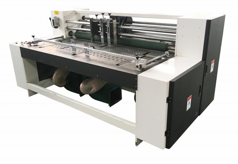 Мини-слоттер KMS для изготовления гофрокоробов