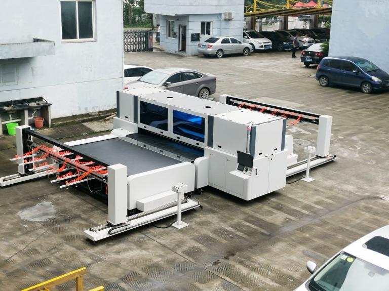 Цифровой принтер с секцией сушки DP16G