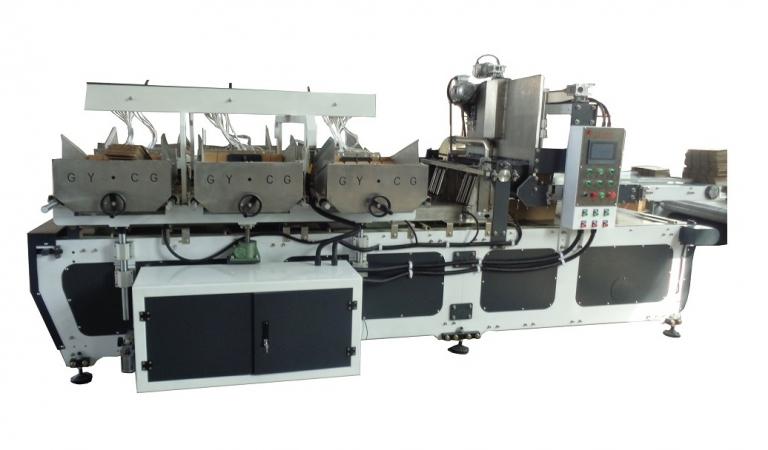 Автоматическая линия по сборке решеток MB-N