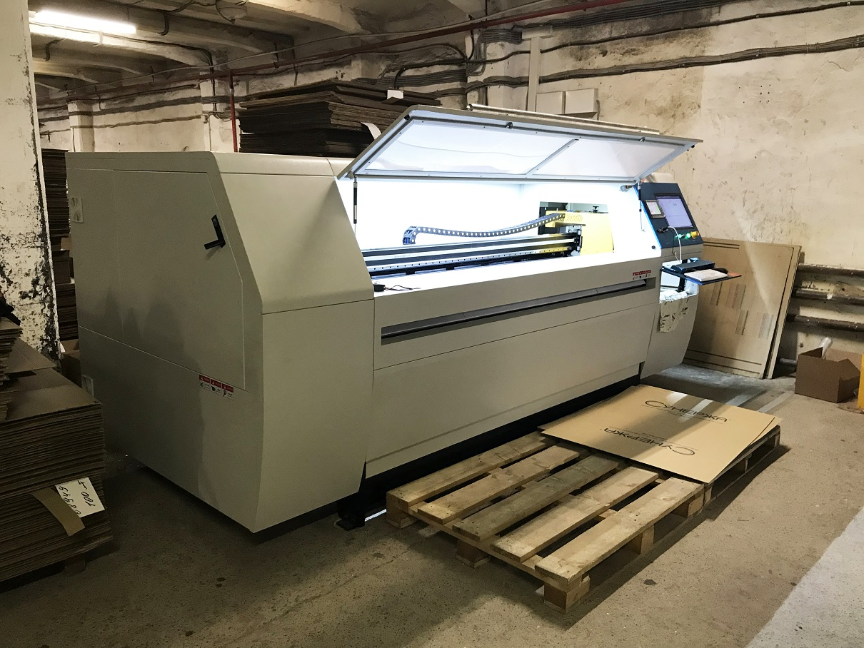 main digital printer 6175f